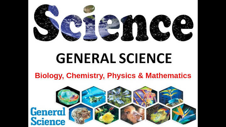 General Science courses